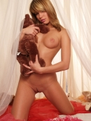 Verunka in Teddy Bear gallery from WATCH4BEAUTY by Mark - #12