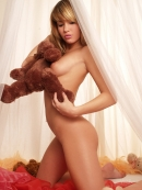 Verunka in Teddy Bear gallery from WATCH4BEAUTY by Mark - #7