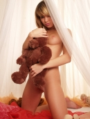 Verunka in Teddy Bear gallery from WATCH4BEAUTY by Mark - #8