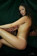 Erika in Green Velvet gallery from WATCH4BEAUTY by Mark - #1