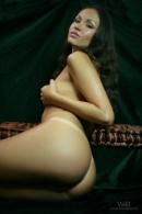 Erika in Green Velvet gallery from WATCH4BEAUTY by Mark - #12