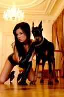 Zoe in Doggy gallery from WATCH4BEAUTY by Mark - #1
