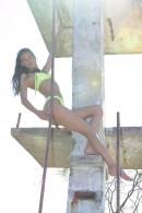 Ashanti in Ladder gallery from METMODELS by Alexander Fedorov - #7