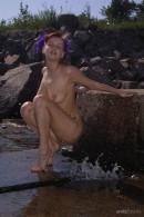 Carla in Blue Denim gallery from METMODELS by Pasha - #13