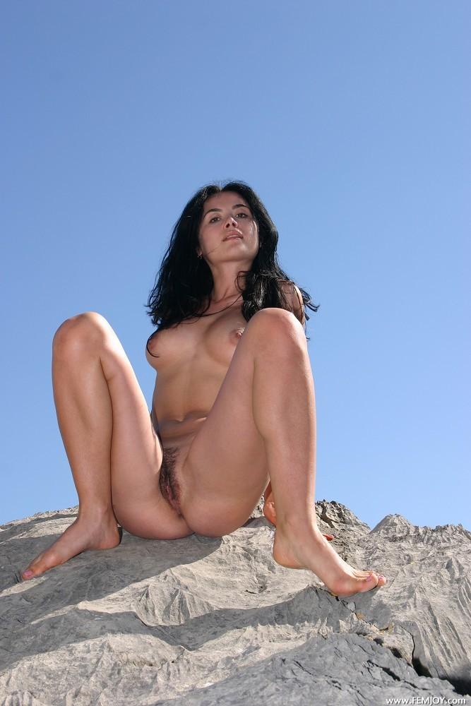 Nude naked romanian gymnast