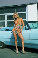 Jana in Drive In gallery from METMODELS by Magoo - #1
