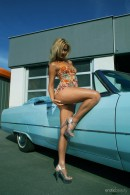 Jana in Drive In gallery from METMODELS by Magoo - #6