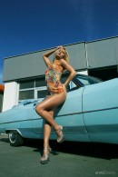 Jana in Drive In gallery from METMODELS by Magoo - #9