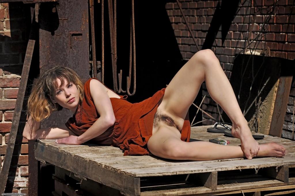Exclusive - Emily Windsor modeling for GODDESSNUDES