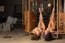 Vera C & Tanya C in Flirt gallery from METART by Goncharov - #2