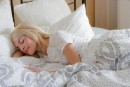 Suzan in In Bed 1 gallery from THELIFEEROTIC by Anze Zender - #11