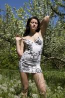 Emilia in Blossums gallery from THELIFEEROTIC by Aleksandr Aztek - #11
