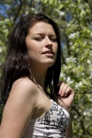 Emilia in Blossums gallery from THELIFEEROTIC by Aleksandr Aztek - #3