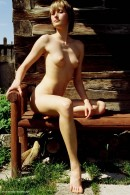Zuzana in Wooden Bench gallery from ERROTICA-ARCHIVES by Erro - #12