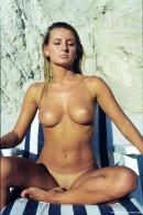 Bellena in In White Bikini gallery from ERROTICA-ARCHIVES by Erro - #5