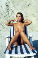 Bellena in In White Bikini gallery from ERROTICA-ARCHIVES by Erro - #6