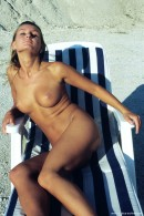 Bellena in In White Bikini gallery from ERROTICA-ARCHIVES by Erro - #7