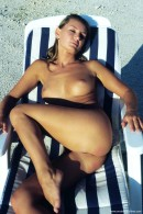 Bellena in In White Bikini gallery from ERROTICA-ARCHIVES by Erro - #8