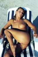 Bellena in In White Bikini gallery from ERROTICA-ARCHIVES by Erro - #9