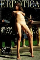 Olivia in Have A Break gallery from ERROTICA-ARCHIVES by Erro - #13