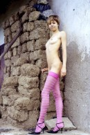 Olga in Pink gallery from ERROTICA-ARCHIVES by Erro - #1