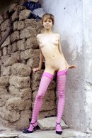 Olga in Pink gallery from ERROTICA-ARCHIVES by Erro - #3