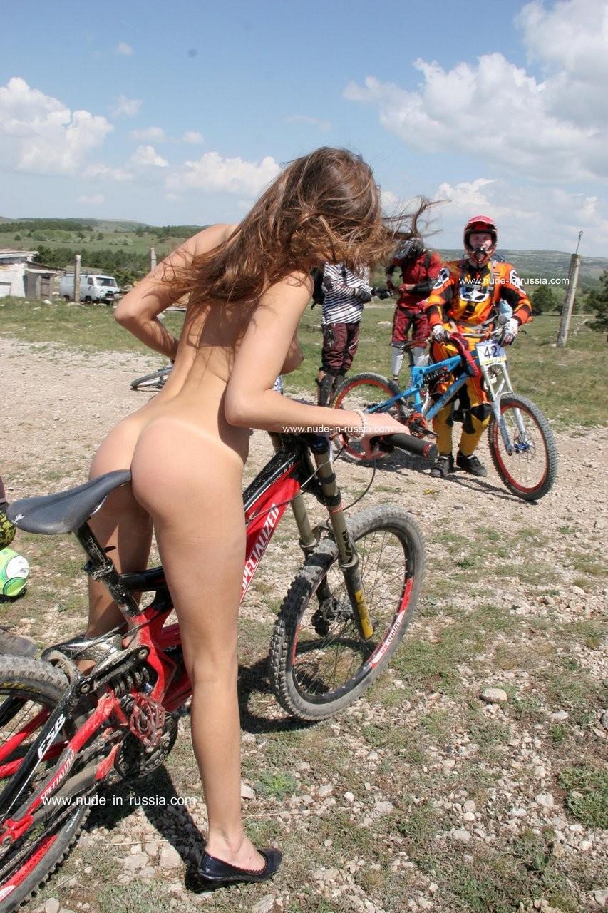 nudist bike