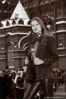 Ulia in Postcard from Red Square gallery from MPLSTUDIOS by Alexander Lobanov - #3