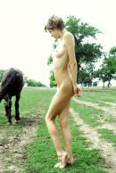 Olga in Horse gallery from ERROTICA-ARCHIVES by Erro - #15