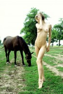 Olga in Horse gallery from ERROTICA-ARCHIVES by Erro - #7