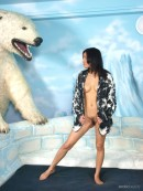 Agnes A in The Igloo 3 gallery from EROTICBEAUTY by Charles Hollander - #8