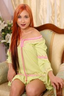 Fannie G in Green Chair gallery from STUNNING18 by Antonio Clemens - #2