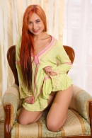 Fannie G in Green Chair gallery from STUNNING18 by Antonio Clemens - #7