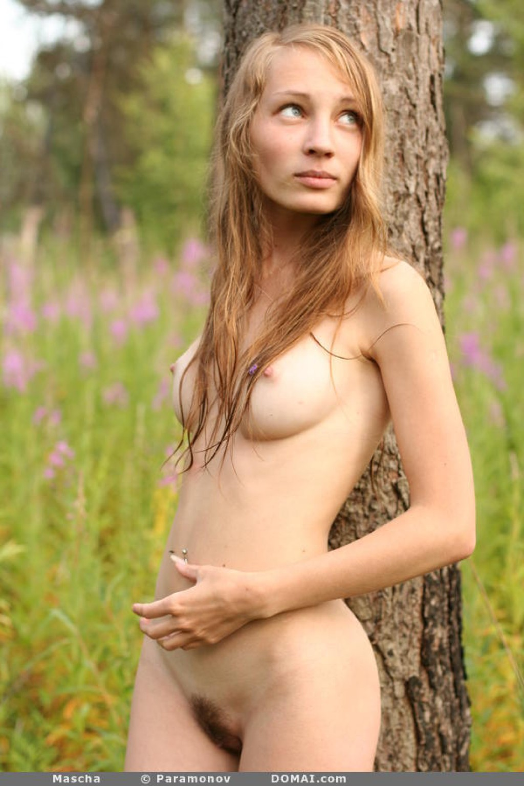 Indefinitely mascha domai nude model have forgotten