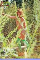 Inna Naked Forest gallery from SECRETNUDISTGIRLS by DavidNudesWorld - #12