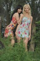 Kristina & Valery in Cedar gallery from METMODELS by Michael Maker - #10