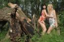 Kristina & Valery in Cedar gallery from METMODELS by Michael Maker - #14