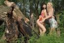 Kristina & Valery in Cedar gallery from METMODELS by Michael Maker - #15
