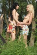 Kristina & Valery in Cedar gallery from METMODELS by Michael Maker - #6