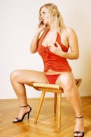 Sandra in Red Top gallery from ERROTICA-ARCHIVES by Erro - #10