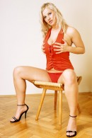 Sandra in Red Top gallery from ERROTICA-ARCHIVES by Erro - #12