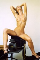 Marketa in Carriage gallery from ERROTICA-ARCHIVES by Erro - #15