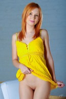 Nikky B in Yellow Flower gallery from STUNNING18 by Antonio Clemens - #8