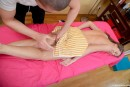 Louise J in Louise fucking her masseur gallery from CLUBSEVENTEEN - #8