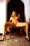 Veronika in Chair gallery from ERROTICA-ARCHIVES by Erro - #1