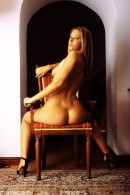 Veronika in Chair gallery from ERROTICA-ARCHIVES by Erro - #8