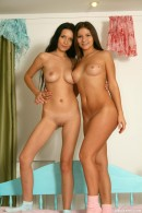 Nicole W & Sonja O in Yll 548 gallery from CLUBSEVENTEEN - #10