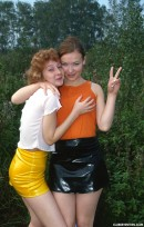 Anna Z & Thelma in Seventeen Classics 105 gallery from CLUBSEVENTEEN - #12