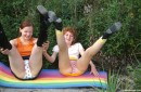 Anna Z & Thelma in Seventeen Classics 105 gallery from CLUBSEVENTEEN - #4
