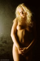 Katka in Black Wall gallery from ERROTICA-ARCHIVES by Erro - #6
